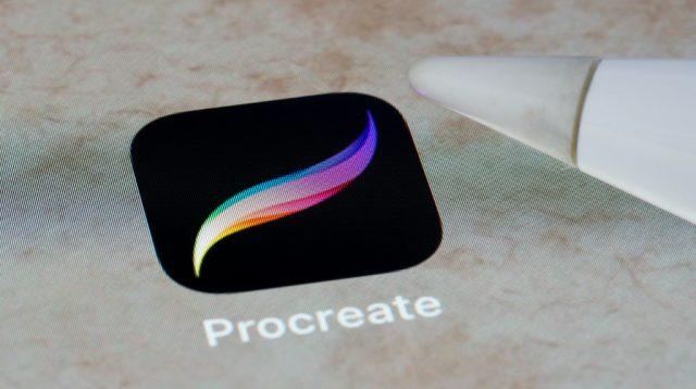 aplikasi yang mirip procreate